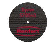 DYNEX DISCO BORDO AFFILATO 40 X 0,5 MM