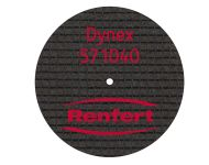 DYNEX DISCO BORDO AFFILATO 40 X 1,0 MM