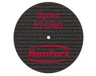 DISCO TAGLIO DYNEX 40X0,7 MM CX20 RENFERT