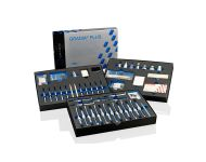 GRADIA PLUS PAINT SET 10 COLORI